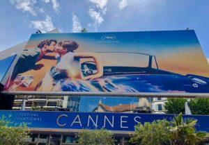 La montée des marches du Festival de Cannes.